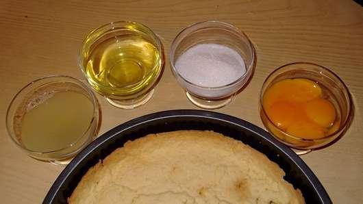 Ingredientes Mousse De Limon