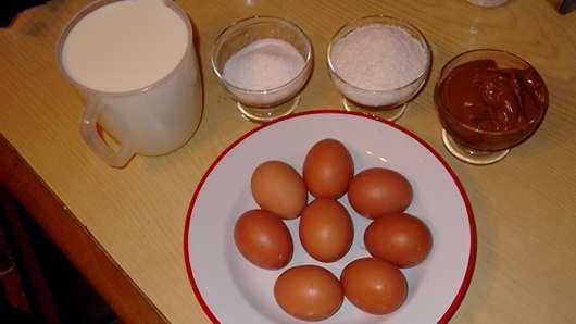 Ingredientes Para Flan De Dulce De Leche Y Coco