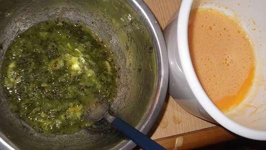 Kiwi Y Huevos Para Crema