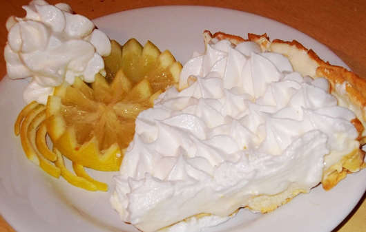 Receta Lemon Pie