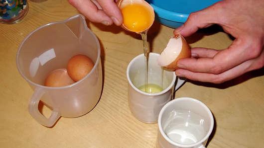 Preparando Yemas Para Torta Alfajor