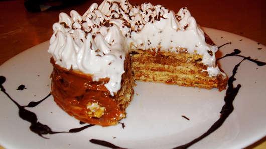 Receta Torta Alfajor