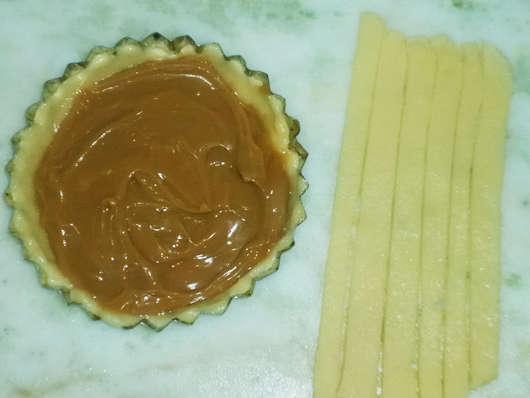 Preparando Pasta Frola