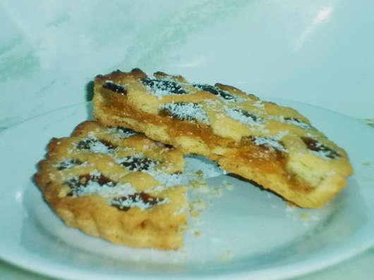 Pasta Frola De Dulce De Leche