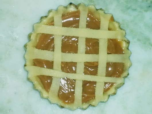 Pasta Frola De Dulce Para Cocinar