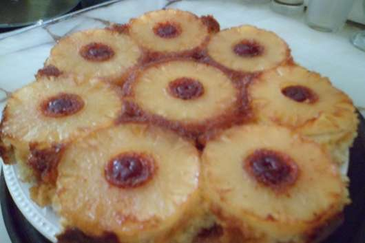 tarta anana