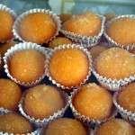 Un dulce o postre delicioso: Yemas