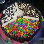 Receta de torta Candy